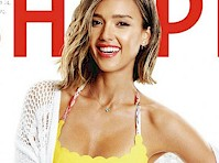 Jessica Alba in Swimwear for Shape Magazine!
