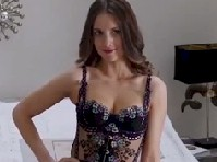 Alison Brie in Lingerie from Get Hard!