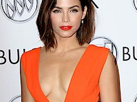 Jenna Dewan Cleavage for Buick!