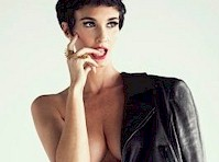 Paz Vega in Underwear for Esquire!