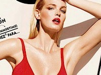 Erin Heatherton in Swimsuits for GQ!