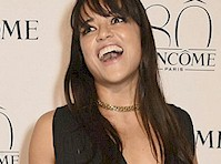 Michelle Rodriguez Panty Flash!