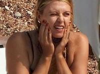 Maria Sharapova Bikini Candids!