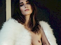 Model Rebecca Dayan is Topless!