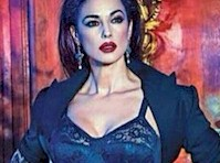 Monica Bellucci is a Dominatrix for Marie Claire Magazine!
