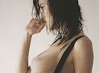 Nicole Trunfio Topless in Jalouse Magazine (2008)!