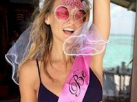 Bar Refaeli's Bikini Bachelorette Party!