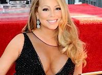 Mariah Carey got a Star!