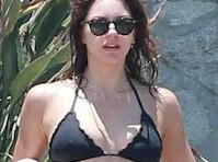 Katharine McPhee Wore a Skimpy Bikini!