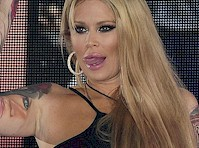 Jenna Jameson Entered the Big Brother UK House!!