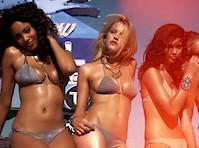 Swimsuit Models goes Route66!
