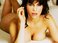 Carla Gugino Topless Collection!