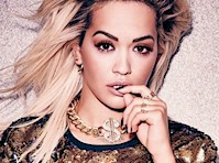 Rita Ora in Underwear for OK! Magazine!