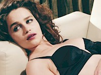 Emilia Clarke is the Sexiest Woman Alive Video!