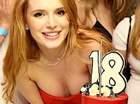 Bella Thorne Celebrates 18th Birthday in Style!