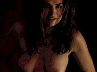 Anna Drijver Topless in Loft!