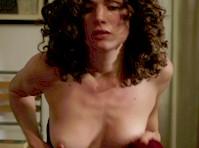 Anna Drijver Topless in Smoorverliefd!