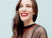 Liv Tyler Double See Through!