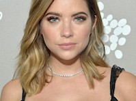 Ashley Benson in a Sexy Dress!