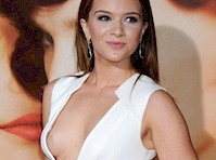 Katie Stevens' Pasties on the Red Carpet!