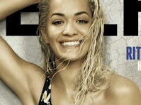 Rita Ora in a Swimsuit for SELF Magazine!