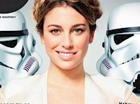 Blanca Suarez goes Star Wars for GQ Spain!