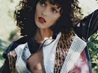 Anja Rubik Topless for Vogue Paris!