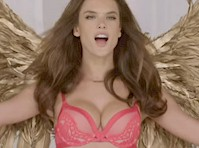 12 Days of Christmas with the Victoria's Secret Angels!
