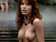 Tanya Roberts Topless in The Beastmaster!