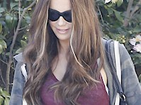 Kate Beckinsale Wore Tights!
