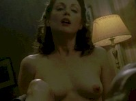 Julianne Moore Topless in The End of the Affair!