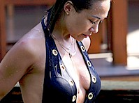 Myleene Klass Blesses Thailand with Her Wet Swimsuit Body!