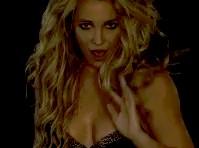 Britney Spears Dancing in Bra and Panties!