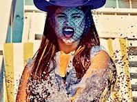 Selena Gomez is a Sexy Bikini Cowgirl!