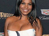 Nia Long Cleavage at an Awards Show You've Never Heard Of!