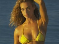Hannah Ferguson in Skimpy Bikinis Video!