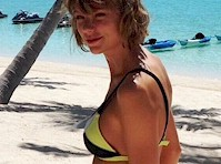 Taylor Swift in a Bikini!