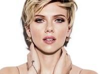 Scarlett Johansson did <em>Cosmopolitan</em> + Jennifer Lawrence!