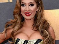 Farrah Abraham was at the <em>2016 MTV Movie Awards</em>!