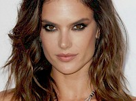 Alessandra Ambrosio got Deep Cleavage in <em>Cannes</em>!