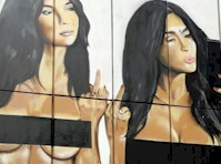 Celeb Murals