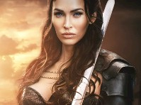 Megan Fox is Sexy in a Warrior Costume for This Commercial!