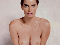 Joan Severance Nude in <em>Playboy</em> (1990)!