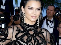 Kendall Jenner Wore a Sexy Dress on the Red Carpet!