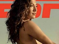 Christen Press for <em>ESPN&#8217;s</em> Body Issue!