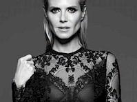 Heidi Klum for <em>Harper&#8217;s Bazaar</em> Magazine!