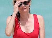 Diane Kruger Swimsuit Pokies!