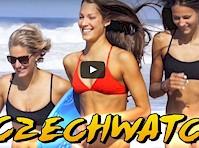 Czech Olympic Swim Team Spoofs <em>Baywatch!</em>