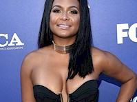 Christina Milian is Sexy for the <em>2016 FOX Summer TCA Press Tour Party!</em>