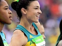 Michelle Jenneke doing Her Thing in <em>Rio!</em>